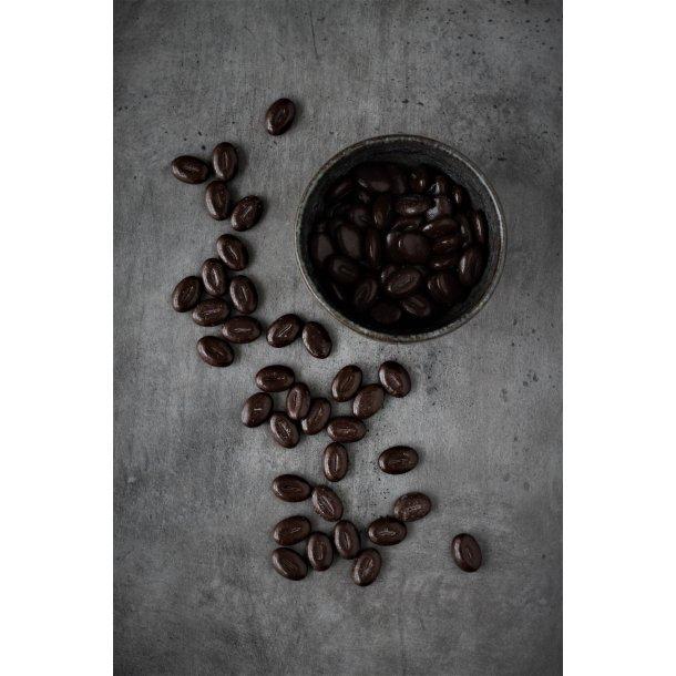 Mørk Chokolade med kaffearoma 200 gr.