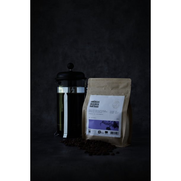 Americas Økologisk Fairtrade Kaffe