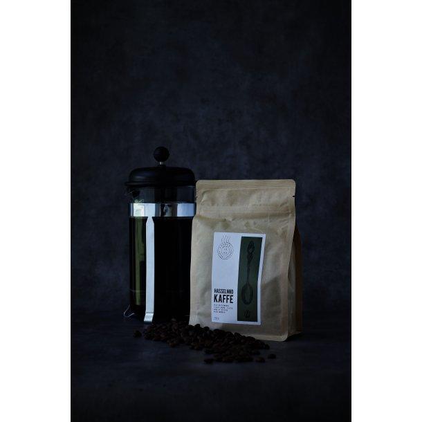 Hasselnød Kaffe - Smagskaffe fra Peter Larsen Kaffe